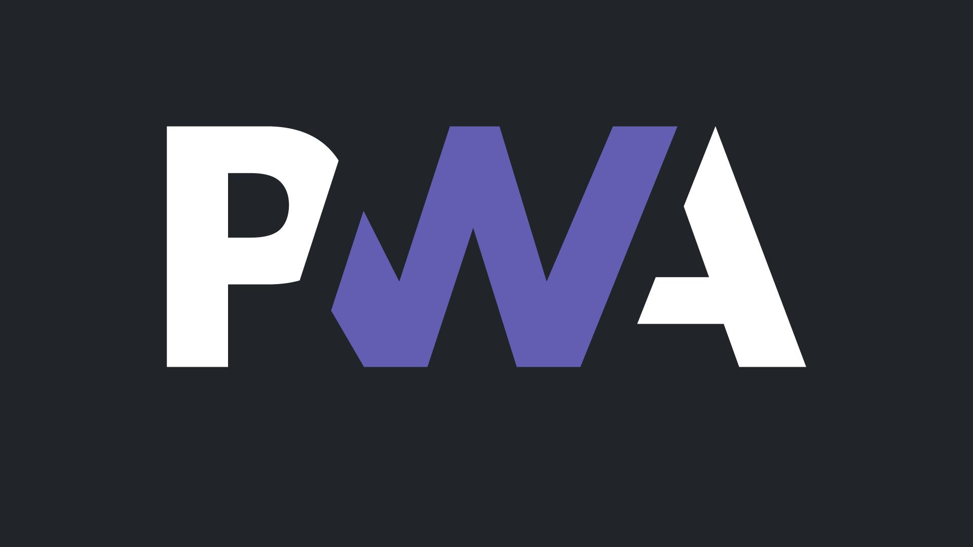 The current state of progressive web apps (PWA)