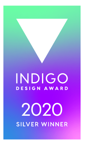 Indigo design awards silver award
