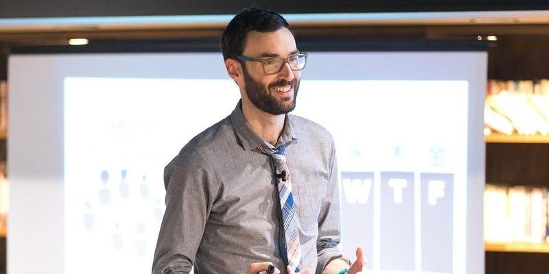 Jake Knapp, author of Sprint